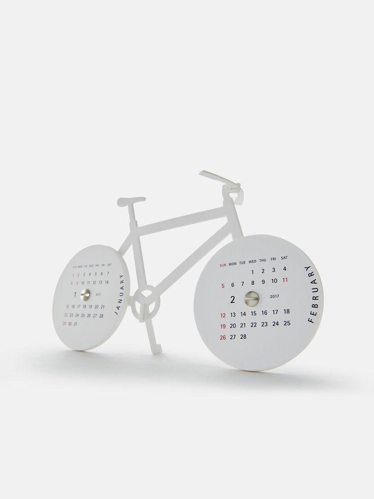 Goodmorning Calendar - Bike 2017