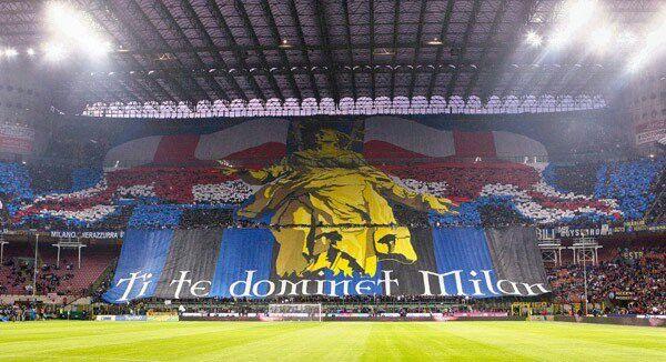 Ti te dominet Milan!