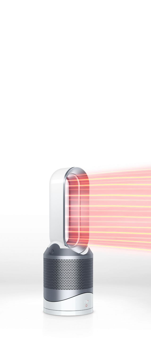 Dyson Pure Hot Cool Link Purifier Heater Overview Dyson