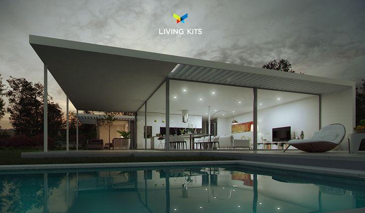 M s de 25 ideas incre bles sobre casa container precio en - Casas contenedor espana ...