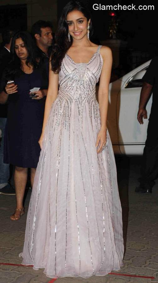 Shraddha Kapoor in Shehla at 60th Filmfare Awards