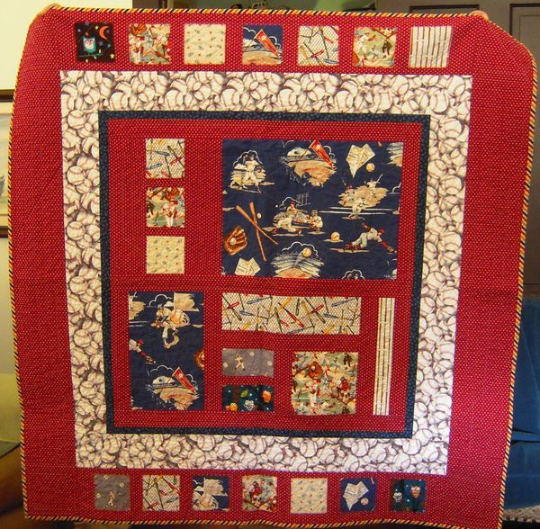 Quilt Patterns For College Students : 17 Best images about Sports Themed Quilts on Pinterest Duke, Gymnasts and Football