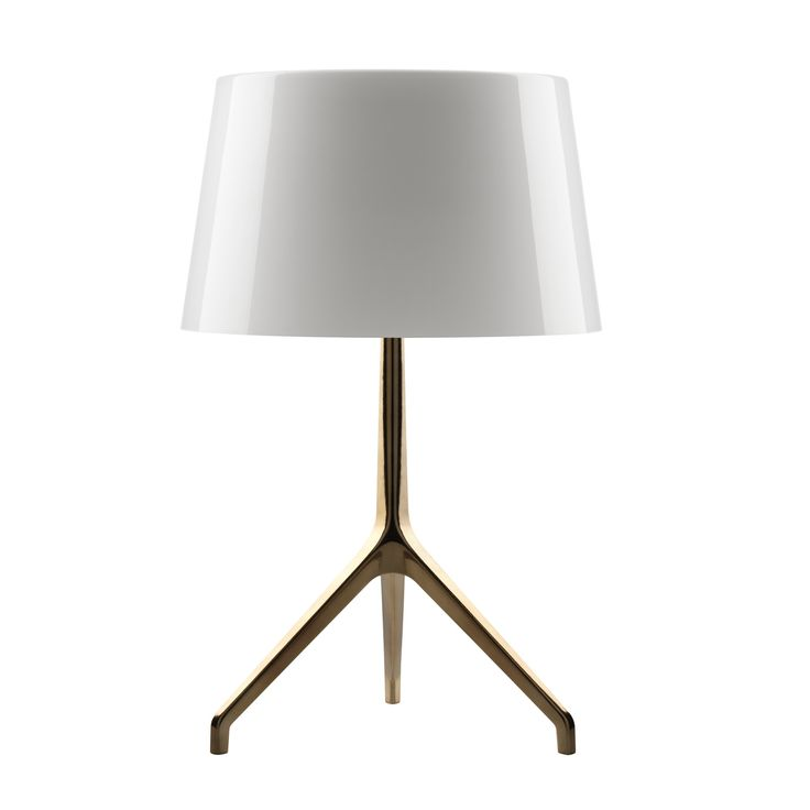 "Foscarini Lumiere 15.75"" H Table Lamp with Empire Shade 