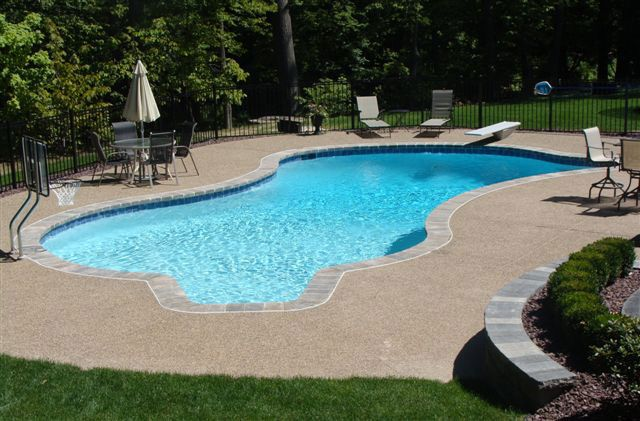 Best 20 Gunite Pool Ideas On Pinterest Swimming Pools Swimming Pool Designs And Beach Pool