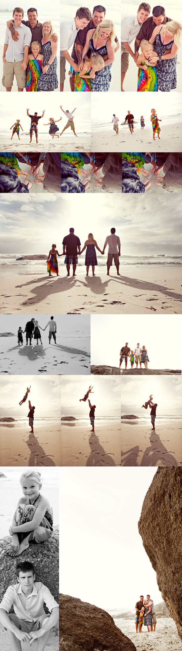 Beach Inspired - Good Ideas for Poses  (Kelsy Nielson Photographer)