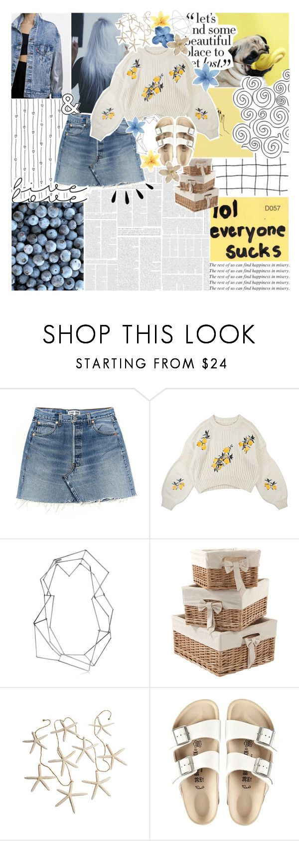 """""""750: i guess i never thought i'd have to choose between paradise and you"""" by lili-is-a-koala ❤ liked on Polyvore featuring GET LOST, BANCI GIOIELLI, Mamas & Papas, Birkenstock and Old Navy"""