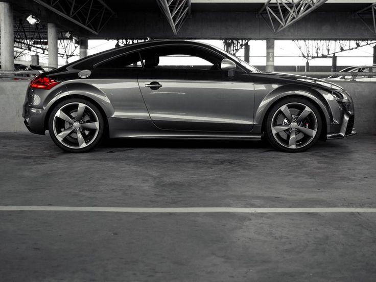 #Audi #TT-RS #Algérie L'Audi TT Coupé. L'émotion pure mise en forme et en…