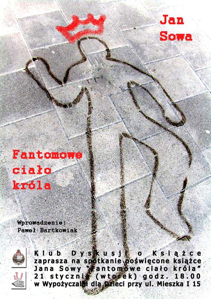 Styczniowe spotkanie Klubu Dyskusji o Książce / Book Club in Gniezno meets again in January.