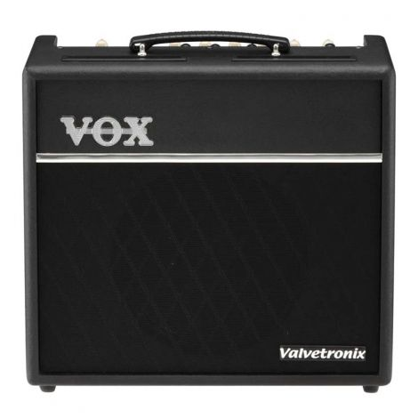 The VT20 is the smallest member of the new Valvetronix VT amp series from Vox. It expands on the heritage and abilities of the Valvetronix AD and VT Series of amps and offers the largest palette of tone tools ever found in a Vox amplifier.