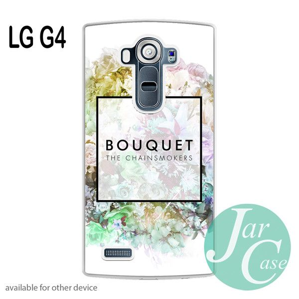 The Chainsmokers Bouquet Phone case for LG G4