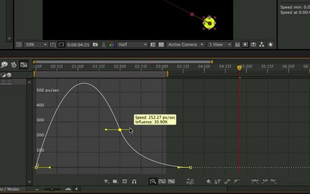 Felt Tips' After Effects Quick Tips #6 Super Smooth Curve by Felt Tips. Adobe After Effects tutorial. This quick tip is 8 minutes long and uses the graph window to create a cushioned movement that's oooh so much smoother than the standard easy-eased keyframe.