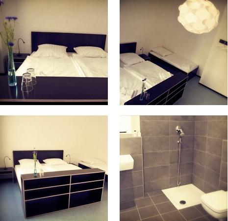 hotel zimmer in berlin: