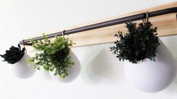 IKEA hack: handig plantenrek voor je kruidenplanten