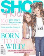 Love Mae in Shop 4 Kids Issue 15 Jan/Feb/Mar/April 2012