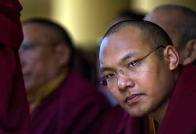 Introduction to the Kagyu School of Tibetan Buddhism: History and More: His Holiness Ogyen Trinley Dorje, considered by most Tibetans to be the head of the Kagyu school.