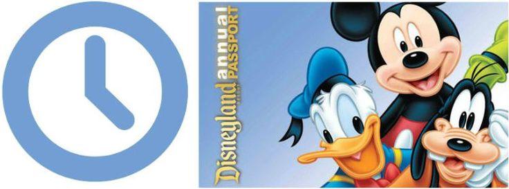 Price of Disneyland Annual Passport Over Time