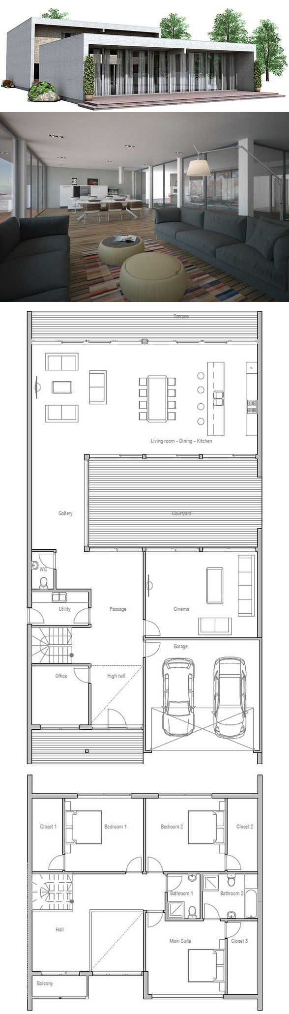 best house plan images by versac x on pinterest future house
