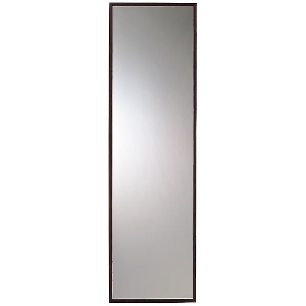 Dark ash stand up mirror from muji interior pinterest for Stand up mirror
