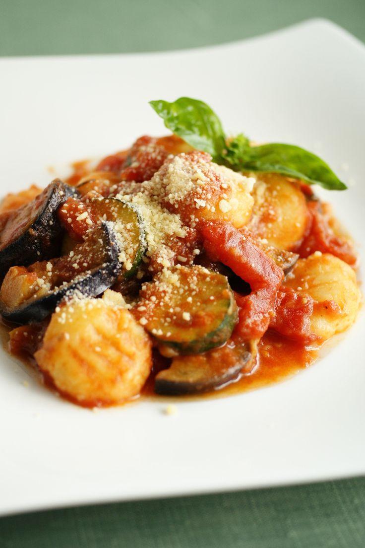夏野菜のトマトソースニョッキ by 小泉明代 | レシピサイト「Nadia | ナディア」プロの料理を無料で検索