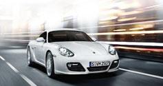Cayman S -Porsche
