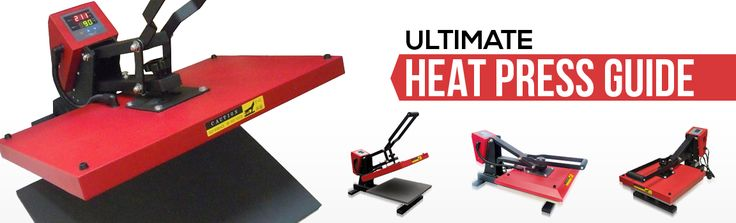 Looking for a top of the line heat press machine? We have reviewed dozens of the best heat presses on the market! Find the best one for you today!