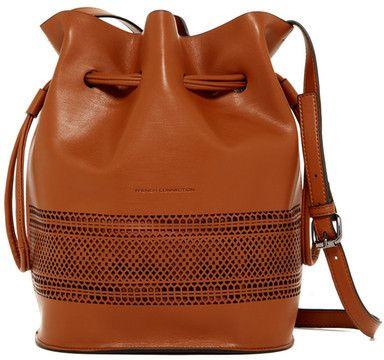 French Connection Adaline Drawstring Shoulder Bag