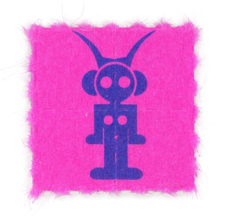 Institute of Illegal Images is undoubtedly the largest collection of LSD blotters in the world, owned by the American artist Mark McCloud, who for 50 years is collecting or creating himself the LSD blotters and their illustrations.
