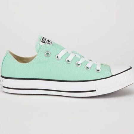 Mint Converses..got to find these