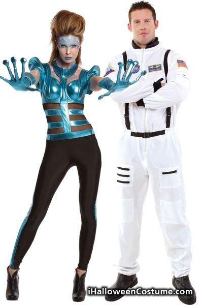 astronaut alien - Halloween Costumes 2013