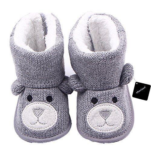 xhorizon TM FLX Mädchen Baby Kids Bär Gestrickt Warm Weich Winter-Kleinkind Stiefel Schuhe Geschenk xhorizon http://www.amazon.de/dp/B018VLTGIQ/ref=cm_sw_r_pi_dp_0lE1wb0398TQ1
