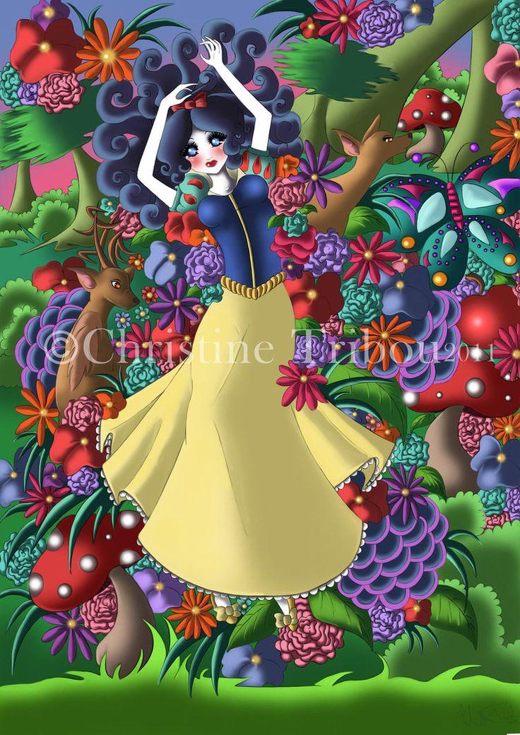 Flower Bed by redinu o...