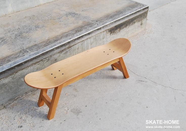 Skateboard Stool Skateboard Hocker Skateboard Tabouret