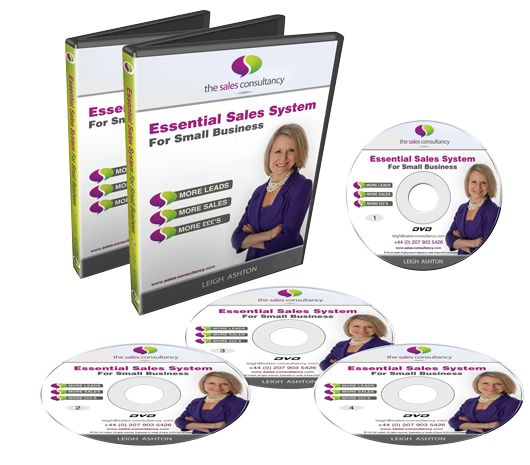 """SOME NEWS! At Last! You can now get my """"Essential Sales System for Small Business"""" as a download... This programme will really benefit you if you can say yes to one or more of these questions… - Do you love what you do but you dislike the selling bit? - You just don't believe you're all that good at selling? - Learning new sales skills is on your list but you haven't got round to it yet? http://leighashton.wordpress.com/2014/06/25/some-news/"""