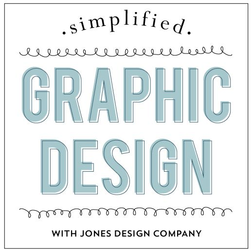 simplified graphic design class - Jones Design Company Shop I'd love to take this class