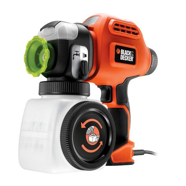 Black And Decker Bdps400 Sprøjtepistol