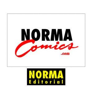 Norma Comics/Norma Editorial logo