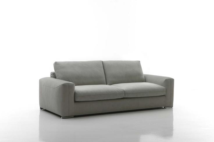 divano in pelle Charles - Tino Mariani http://www.tinomariani.it/prodotti/charles.html