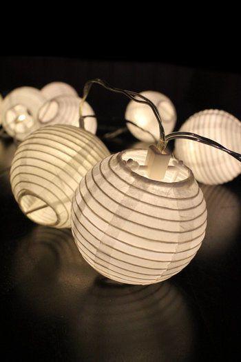 String Paper Lantern