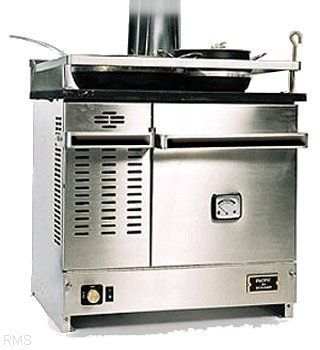 Dickinson Marine 00-PAC Pacific Diesel Stove by Dickinson Marine. $1900.23. 5 Diameter chimney accessories required.. Heat output 6500-16250 BTU.. Its 22 maximum top width makes it the most suitable size for most galley range cutouts.. Overflow safety feature on oil metering valve.. Non-rust stainless steel construction with cast iron cooking surface.. The Pacific, Most popular model for boats 36ft - 42ft. Features a double, insulated stainless steel outer surface, and a...