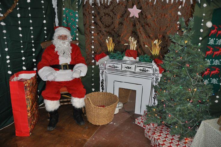 Decorating Ideas > Santa Grotto Idea  Santa  Pinterest  Ideas ~ 102803_Christmas Decorations Ideas Eyfs
