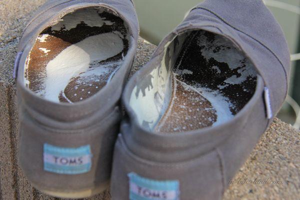 szórj sót a cipőbe