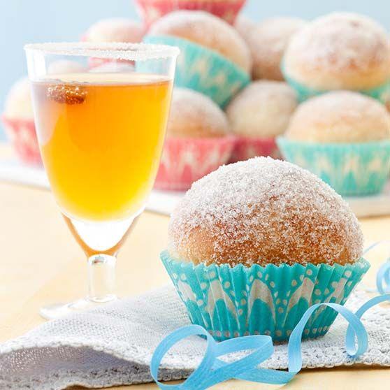 Sokerisuukot - Reseptejä