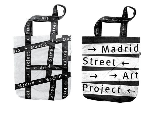 Madrid Street Art Project by IS Creative Studio. , via Behance