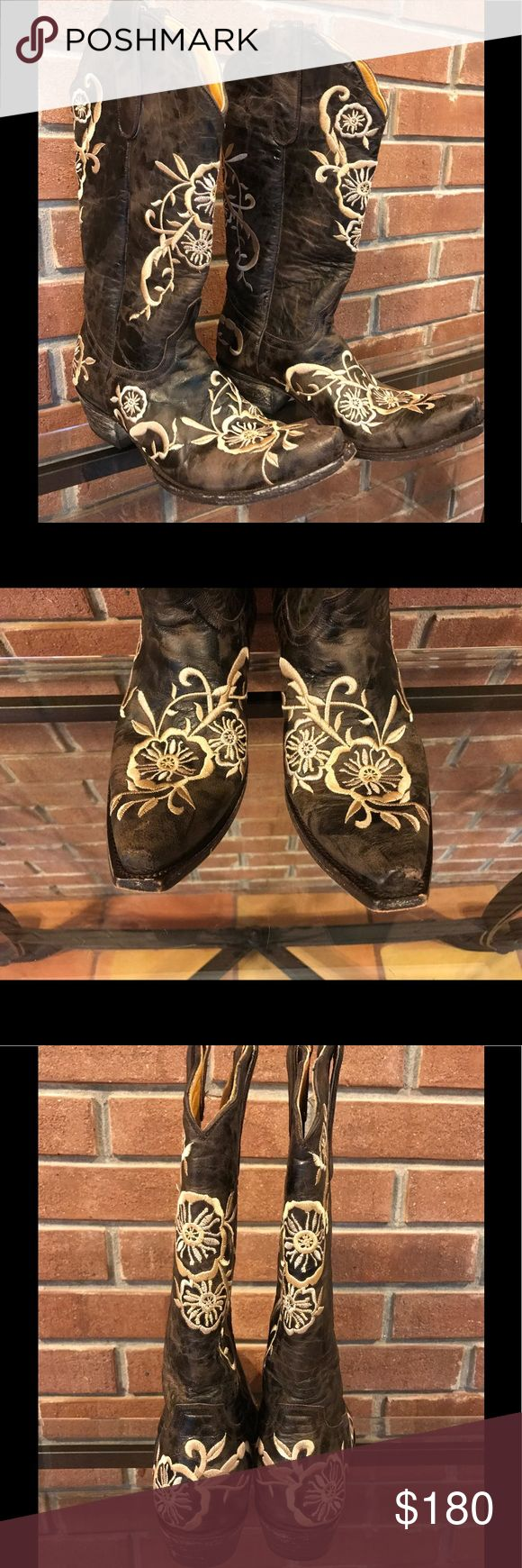 Women's Old Gringo boots Great used condition Old Gringo Shoes Heeled Boots