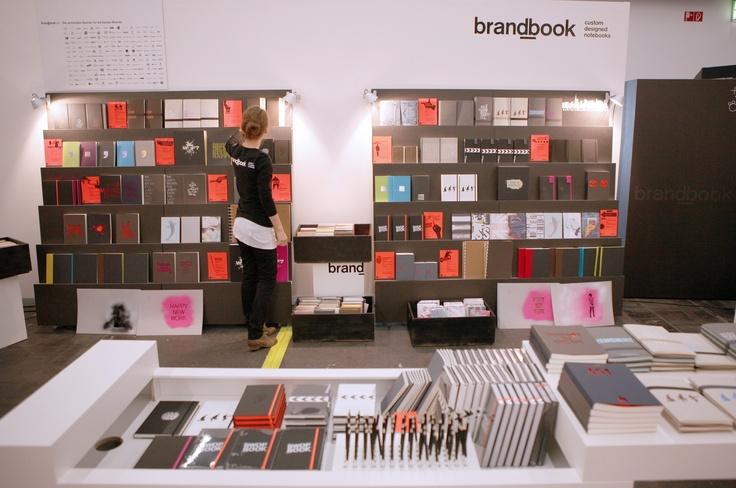 ADC Festival 2011 - Brandbook Book Making Zone