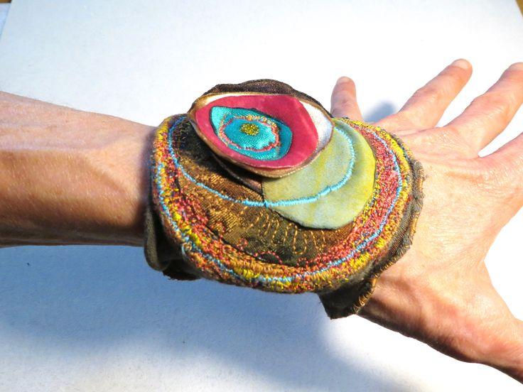 Populaire Oltre 25 fantastiche idee su Gioielli di stoffa su Pinterest UA02