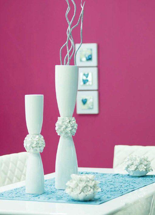 Jarrones de dise o daisy decoracion beltran tu tienda - Decoracion para jarrones ...