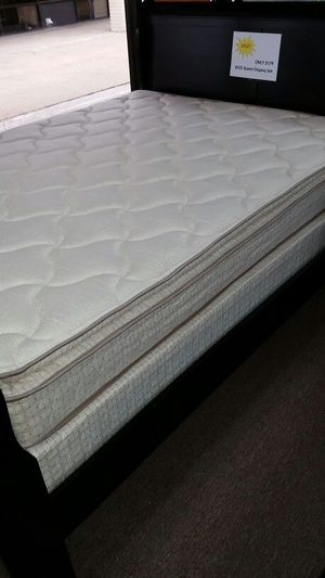 Queen mattress set in katy tx sells for 179