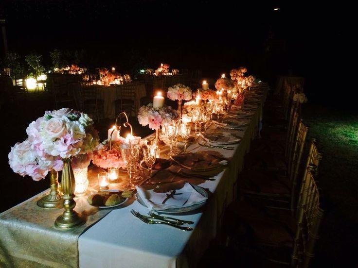 Great Gatsby inspiration mise en place. Tout Va, Taormina, Sicily