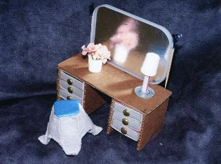 doll furniture recycled materials. DIY Recycled Doll House Furniture Materials